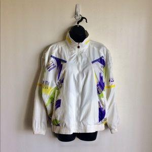 FILA Vintage Jacket Size 8 EUC
